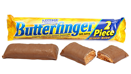 Butterfinger King Sized Candy Bar Xl Candy Bars