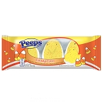 Candy Corn Peeps Chicks - 24ct