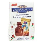 Caramel Snowman Extra Small Bag - 24ct