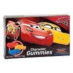 Cars 3 Gummies Theater Box - 24ct