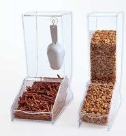 Medium Gravity Bin Snack Dispenser