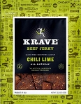 Chili Lime Beef Jerky - 3.25oz. - 8ct