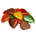 Chocolate Autumn Leaves - 10lbs