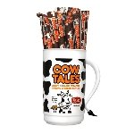 Chocolate Cow Tales  - 100ct - In A Tumbler Display