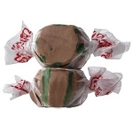 Chocolate Mint Salt Water Taffy - 5lbs