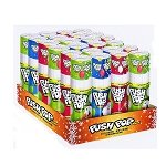 Christmas Push Pops - 24ct