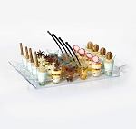 24 Twist Cup Acrylic Holder Tray