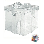 Clear Gift Box - 48ct