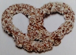Coconut Chocolate Pretzels - 3lbs