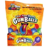 Color Your Mouth Gumballs - 12ct