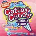 Cotton Candy Assorted Gumballs - 850ct