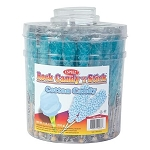 Cotton Candy Rock Candy Tub - 36ct