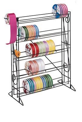 Countertop Ribbon Rack Ribbon Display