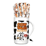 Vanilla Cow Tales  - 100ct In A Tumbler Display