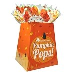 Cutie Pumpkin Pops - 200ct