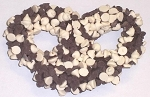 Dalmation Chocolate Pretzels - 28ct