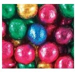 Dark Chocolate Christmas Balls -10lb