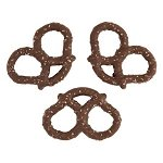 Dark Chocolate Sea Salt Pretzels - 7lbs