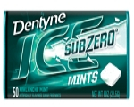 Dentyne Ice - Sub Zero - Avalanche Mints - 9ct