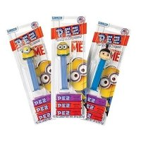 Despicable Me Assorted PEZ Blister Packs - 6ct