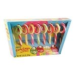 Dessert Flavored Curly Canes - 6ct