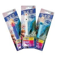 Disney Frozen PEZ Blister Packs - 6ct