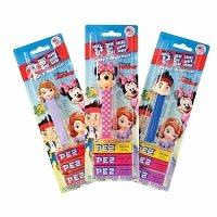Disney JR PEZ Blister Packs - 6ct
