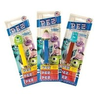 Disney Monsters U PEZ Blister Packs - 6ct
