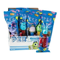 Disney Monsters U Assorted PEZ Dispensers  - 12ct