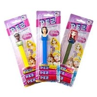 Disney Princess Assorted PEZ Blister Packs - 6ct