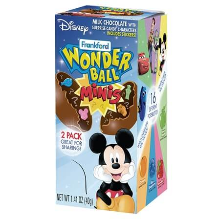 DISNEY Wonderball Mini - 10ct