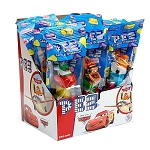 Disney World of Cars - Assorted Pez Dispensers  - 12ct