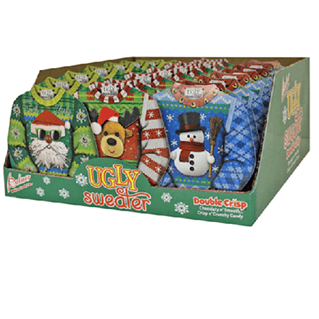 Double Crisp Ugly SWEATER Box - 24ct