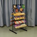 Double Sided Wire Candy Rack