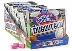 Dubble Bubble Dugout Gum  - 12ct