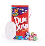 Dum Dum Pops Mega Paint Cans  - 12ct