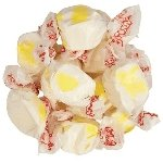 Egg Nog Salt Water Taffy - 5lbs