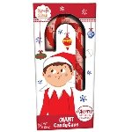 Elf On Shelf Giant Candy Cane  - 12ct