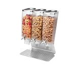 Ez-Pro Triple Tabletop Dispenser