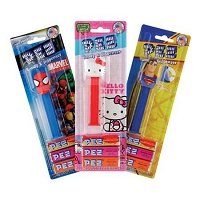 Favorites PEZ Blister Packs - 6ct