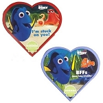 Finding Dory Heart Box Gummies - 24ct