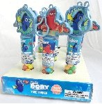 Finding Dory Tube Topper Keychains  - 12ct