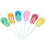 Flip Flop Lollipops - 24ct