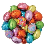 Milk Chocolate Wrapped Eggs - 10lbs