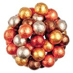 Chocolate Autumn Ball Mix - 10lbs