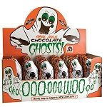 Foiled Milk Chocolate Ghost - 24ct