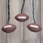 Football String Lights - 11ft