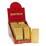 Fort Knox Gold Chocolate Bars - 40ct