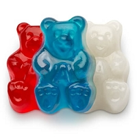 Freedom Gummi Bears - 20lbs