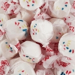 Frosted Cupcake Salt Water Taffy - 5lbs